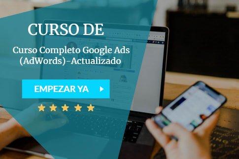 curso de google ads actualizado