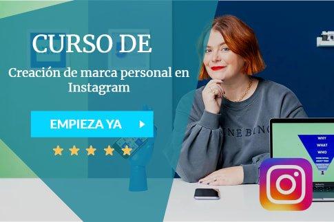 Creación de marca personal en Instagram