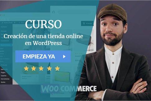 Curso Creación de una tienda online en WordPress