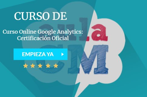 Curso Online Google Analytics: Certificación Oficial