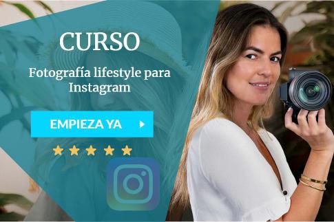 Fotografía lifestyle para Instagram