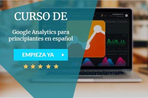 Google Analytics para principiantes en español