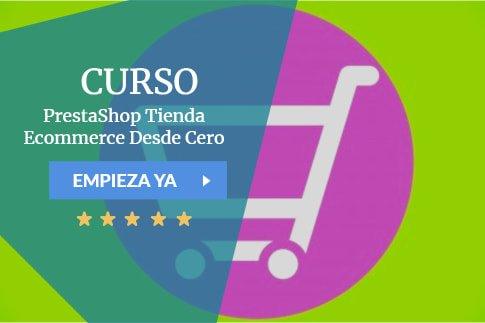 PrestaShop Tienda Ecommerce Desde Cero