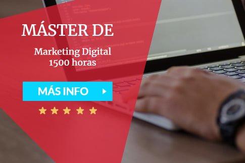 máster marketing digital INESEM