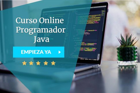 Curso Online Programador Java