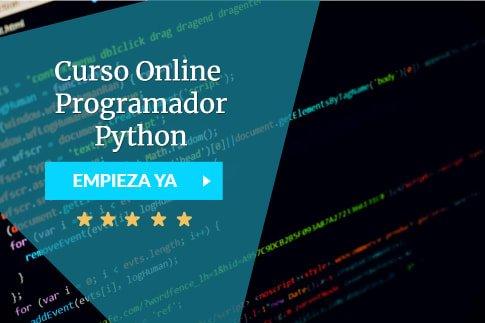 Curso Online de Programador Python