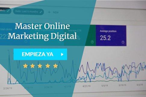 Master Online Marketing Digital