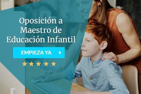 Oposición a Maestro de Educación Infantil