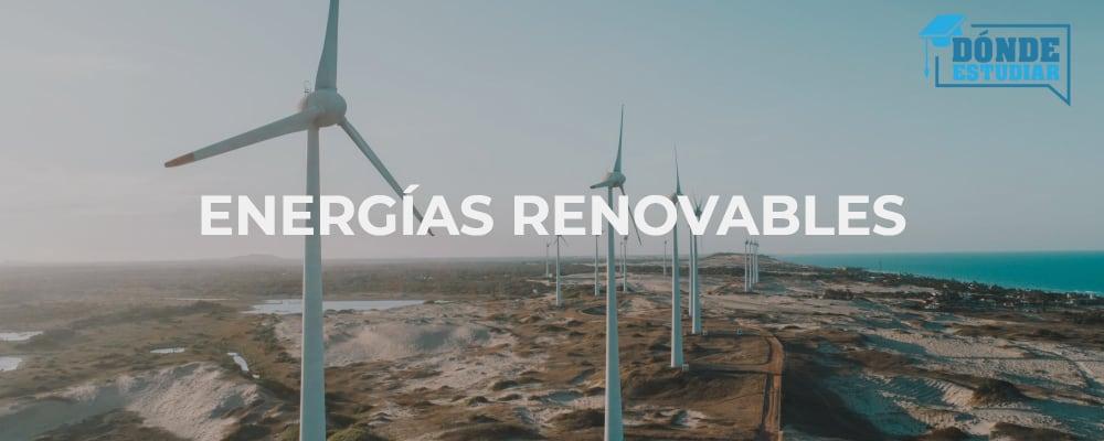 qué son energías renovables