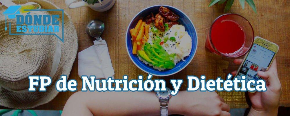fp nutrición y dietética oficial